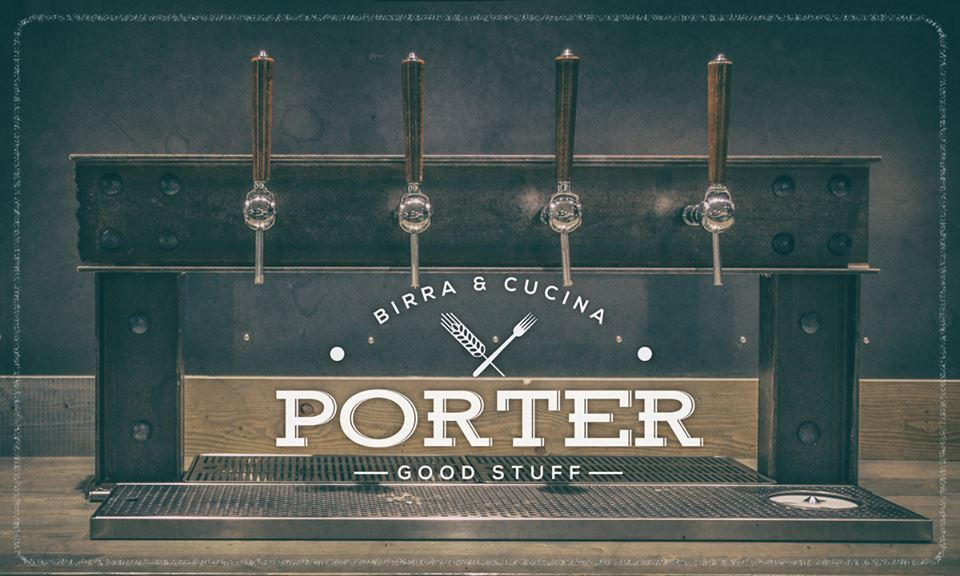 Porter - Good Stuff - Birra e Cucina