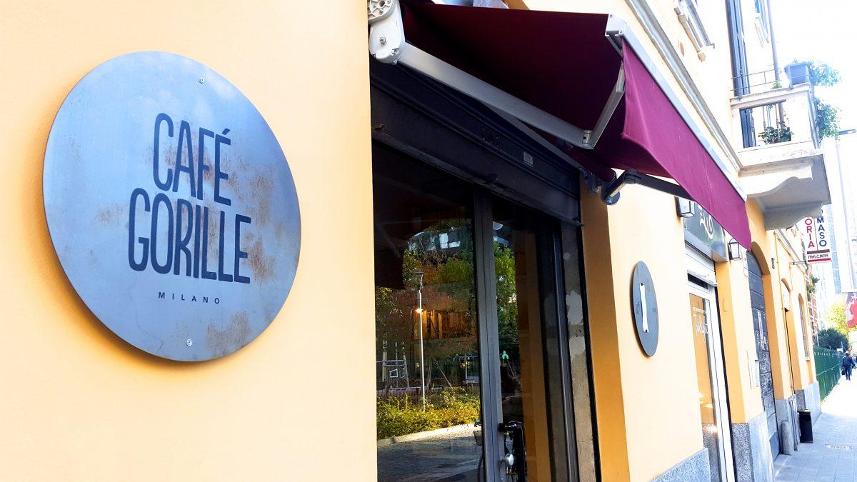Cafè Gorille - Ingresso