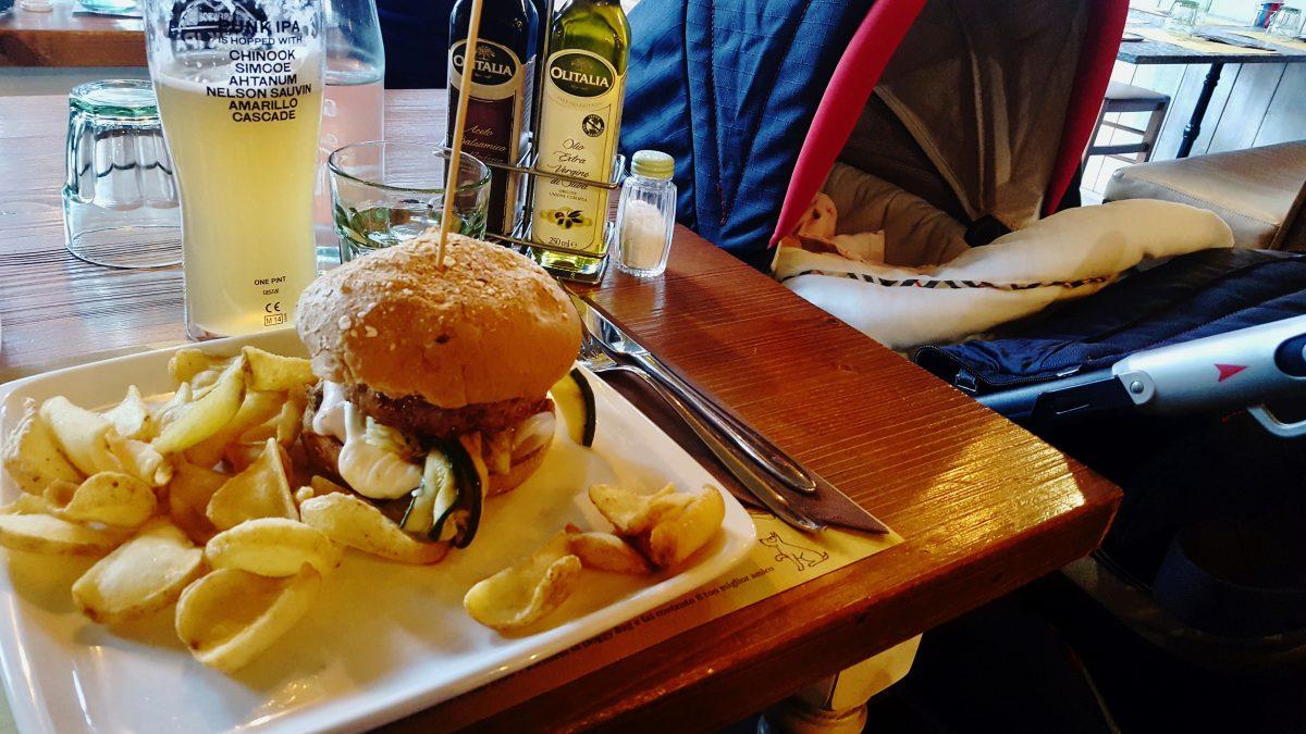 Pane e Trita - Hamburger