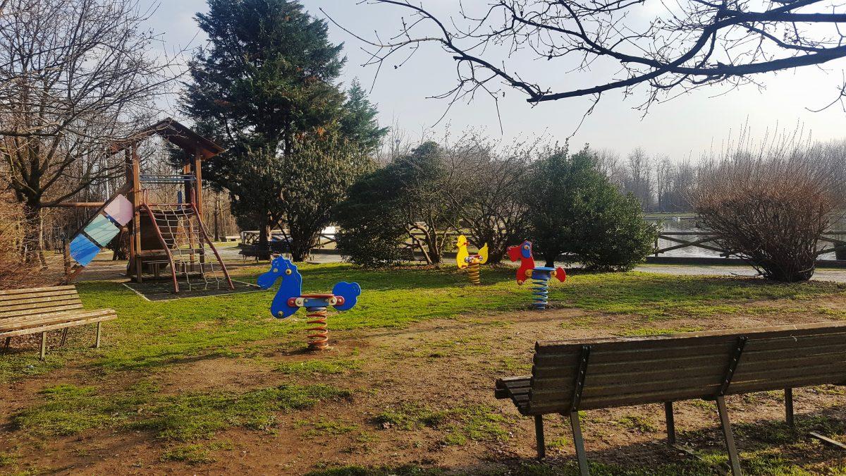 Stone Age Pub - Parco giochi